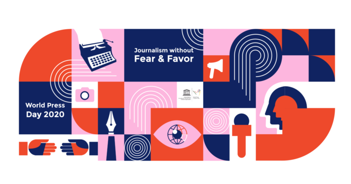 Journalism without fear or favour