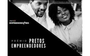"""CUFA e Favela Holding lançam prêmio """"Pretos Empreendedores"""""""