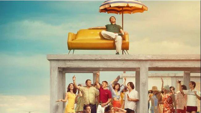 Esce su Netflix il filmsull'Isola delle Rose