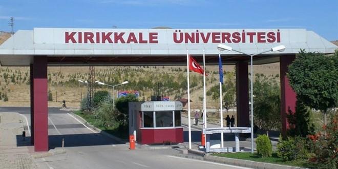 Karnesi kırık dolu üniversite
