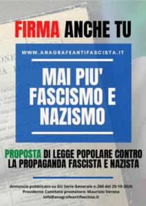 Legge contro il Fascismo e il Nazismo: appello del Sindaco di Stazzema