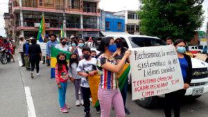Colombia: Líderes sociales judicializados: ¿quiénes son Teófilo, Adelso y Robert?