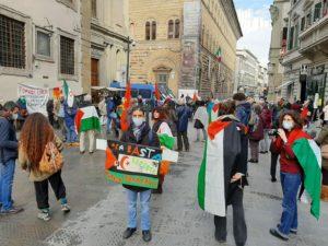 Firenze, insieme per i diritti dei Saharawi, dei Kurdi e dei Palestinesi