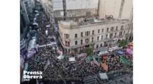 La Chambre des députés approuve la légalisation de l'avortement en Argentine