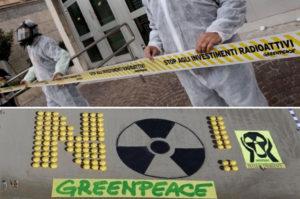 Bombe nucleari sotto casa