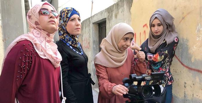 """Palestinian women need to be heard"""