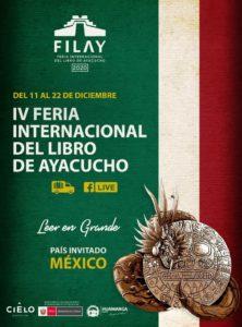 [Perú] Feria Internacional del Libro de Ayacucho: Gran jornada de cierre