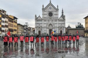 Firenze: presidio per il reddito di base universale