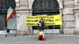 """Mobilitazione nazionale """"Stop Armi Egitto"""" – Presidio anche a Trieste"""