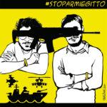 Egitto e Italia: amore, armi e affari alla faccia dei diritti umani