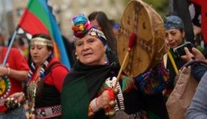 Escaños reservados para pueblos originarios