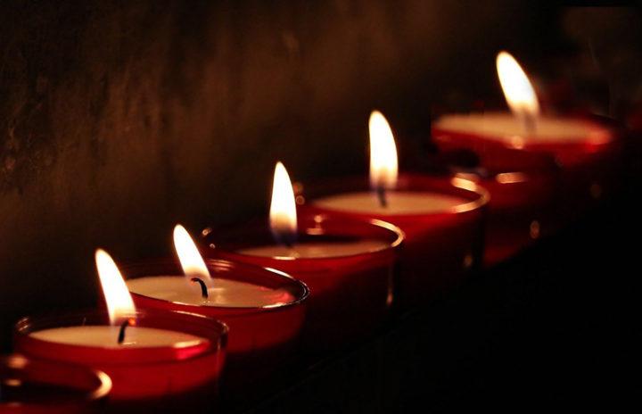 Mis cinco velas