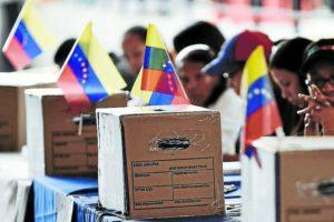 Elecciones parlamentarias en Venezuela: la clave es la participación