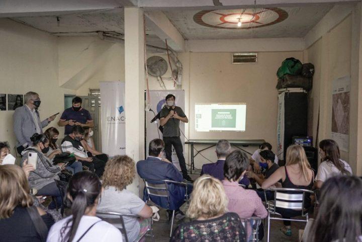 Argentina: Villa Soldati conectada
