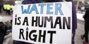 Appello contro la quotazione in Borsa dell'acqua