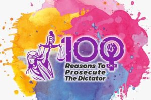100 ragioni e 100.000 firme per perseguire Erdogan per le sue politiche femminicide!