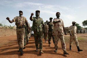 República Centroafricana: ACNUR reporta más de 30.000 personas que huyeron debido a la violencia que siguió a las elecciones