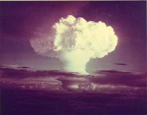 The Nuclear Weapon States Urged to Advance Disarmament