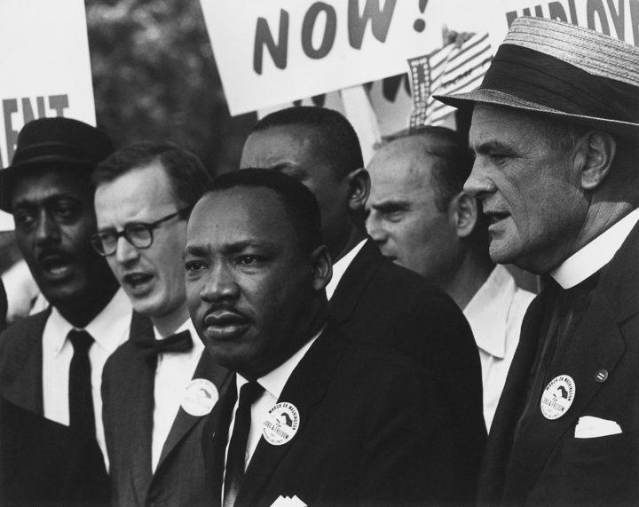 4 aprile. 53° anniversario della morte di Martin Luther King