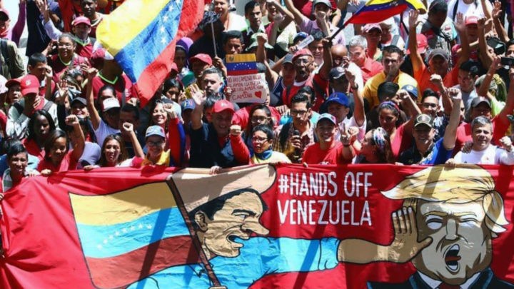How a Lawbreaking International Coalition Failed to Overthrow Venezuela's Government