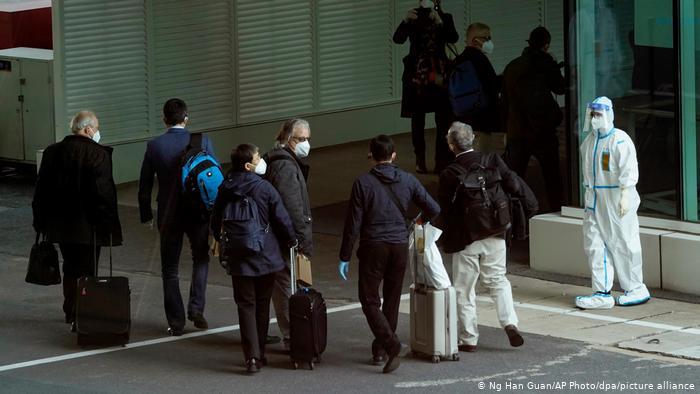 WHO team leaves Wuhan quarantine to start COVID probe