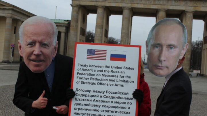 Verlängerung des New-Start-Vertrags  – nukleare Rüstungskontrolle vorerst stabilisiert