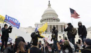 Tentato colpo di stato negli Stati Uniti, arresti dittatoriali in Cina