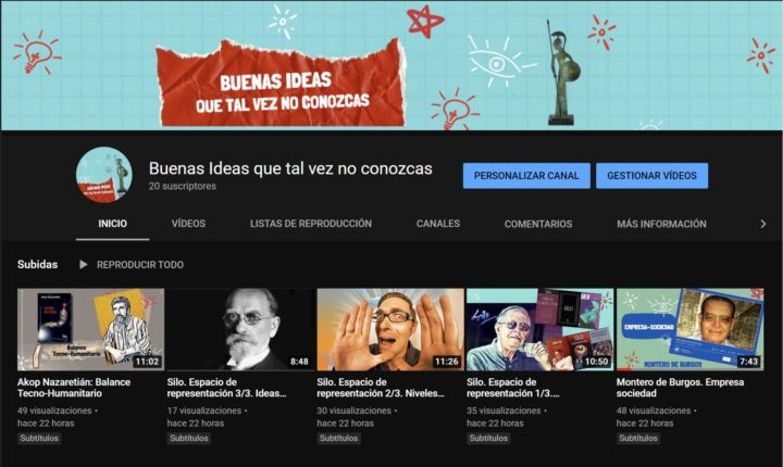 Inauguration de la chaîne «Des Bonnes idées que peut-être vous ne connaissez pas»