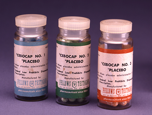 The fascinating story of placebos – and why doctors should use them more often