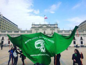 Il Congresso cileno discute un disegno di legge sull'aborto