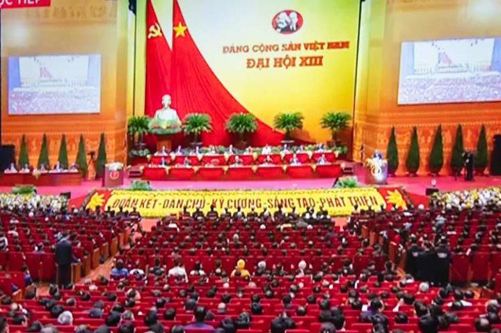 Inaugurado Congreso del Partido Comunista 'por el futuro de Vietnam'