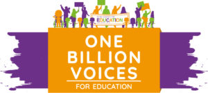 The Global Campaign for Education (GCE) One Billion Voices for Education Campaign Launch