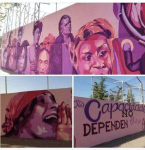 Murales que quieren eliminar: la lucha está entre el oscurecimiento o la iluminación de la conciencia humana