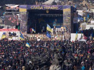 Ουκρανία: το Ευρωπαϊκό Δικαστήριο Ανθρωπίνων Δικαιωμάτων υπέρ των διαδηλωτών της «Ευρωπλατείας»