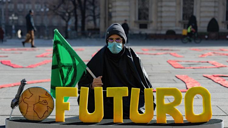 Extinction Rebellion Fridays For Future