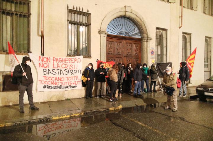 Covid, sfratti: lotta di una studentessa universitaria