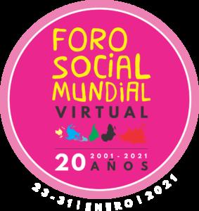 Fórum Social Mundial Virtual – de 23 a 31 de janeiro de 2021