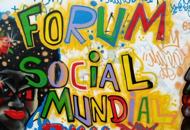 Foro Social Mundial busca una síntesis de sus luchas, causas e ideas