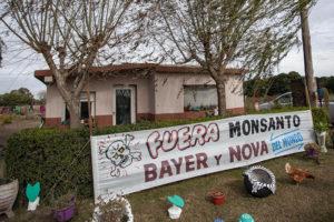 Santa Fe: prohibición de mil metros para las fumigaciones en Sastre
