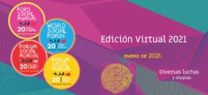 Forum Sociale Mondiale: dal 23 al 31 gennaio, a 20 anni dalla prima edizione di Porto Alegre