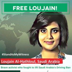 Ativista saudita presa e outros defensores de direitos buscam justiça em 2021