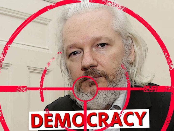 Il caso Assange: un grido di allarme per le democrazie occidentali