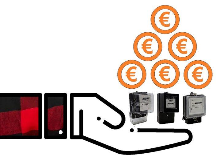 El recibo eléctrico y del gas en España