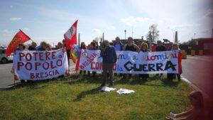 """Movimento pacifista bresciano sottoscrive la lettera di IALANA Italia: """"L'Italia deve firmare il Trattato di Proibizione delle Armi Nucleari"""""""