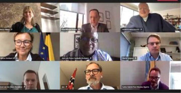 Colombia: implementación de Acuerdo de Paz en deuda