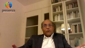 Interview de Moncef Marzouki sur Julien Assange et les droits humains