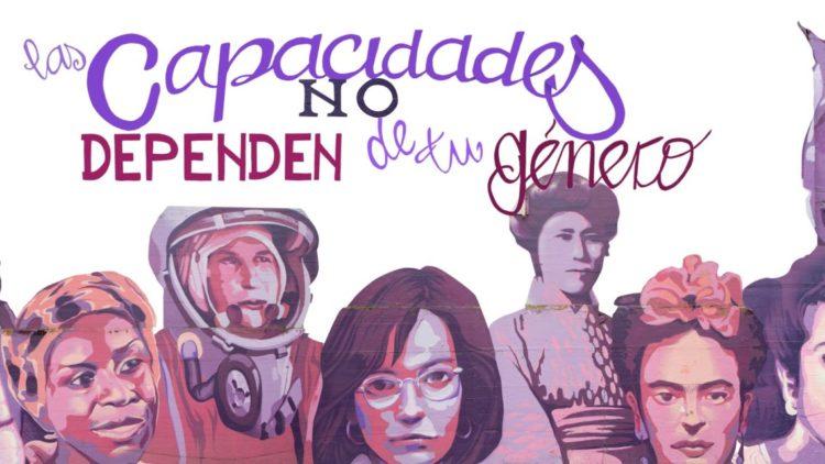 La mobilisation citoyenne obtient que la fresque féministe du barrio la Concepción reste