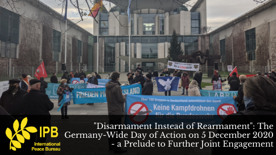 The Germany-Wide Day of Action on 5 December 2020 – a Prelude to Further Joint Engagement