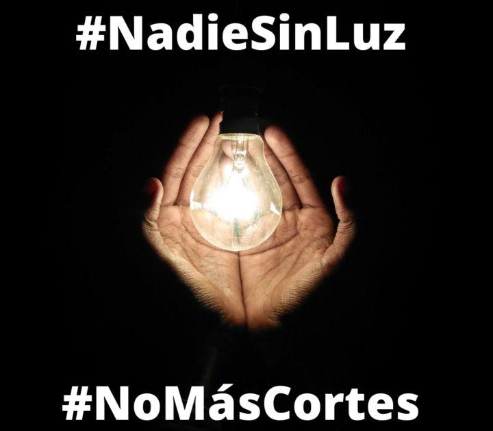 España: Más de 100 organizaciones exigen al Gobierno que acabe con los cortes de luz en todo el Estado