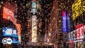 New Year 2021 around the world — As it happened